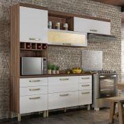 Cozinha Completa 3 Peças Nesher Condessa