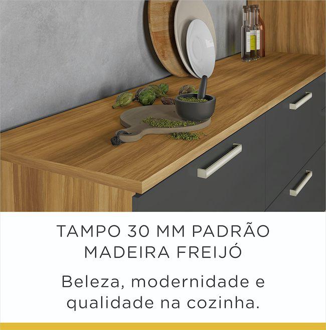 Cozinha 2 Peças Burguesa MDF