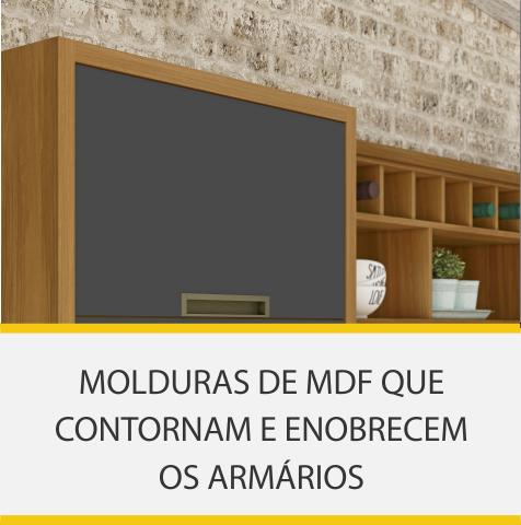 Cozinha 5 Peças Nesher Imperatriz Torre Quente 100% MDF