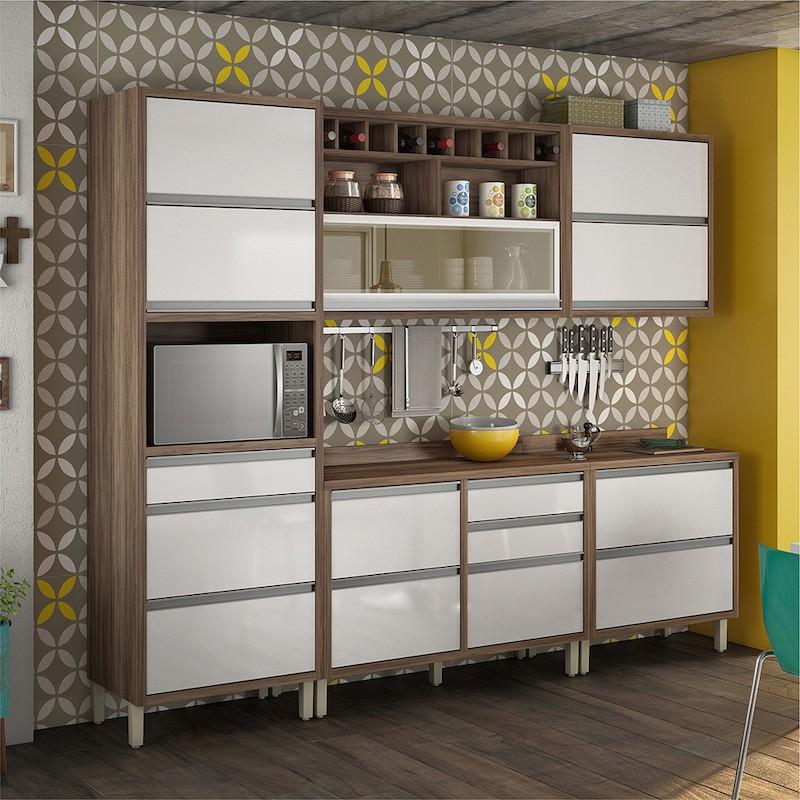 Cozinha Completa 5 Peças Baronesa