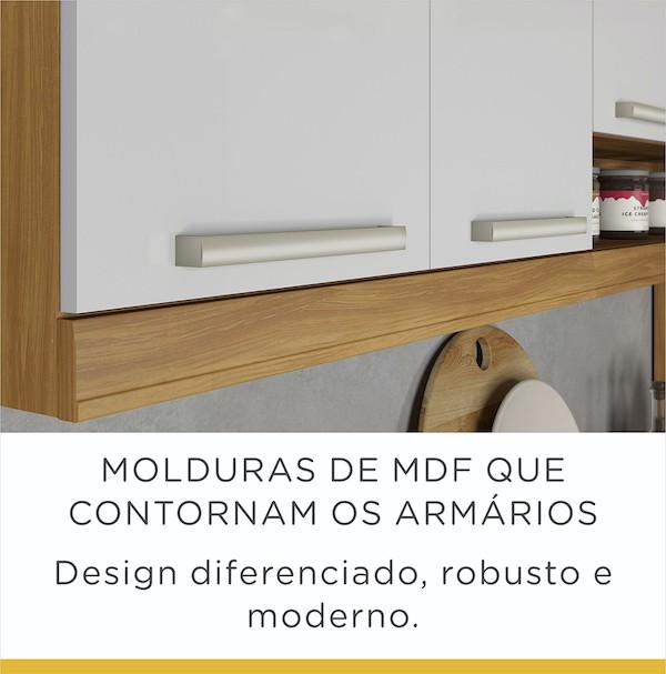 Cozinha Completa 5 Peças Burguesa MDF
