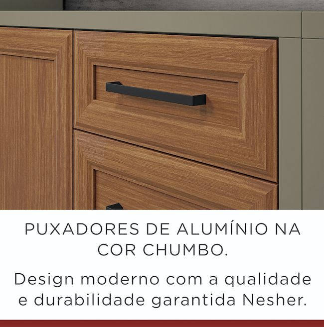 Cozinha Completa 5 Peças Camponesa MDF