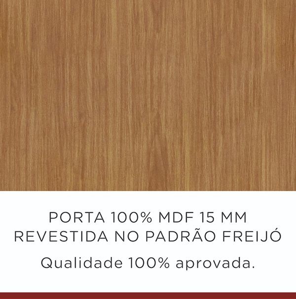 Cozinha 4 Peças Camponesa 100% MDF