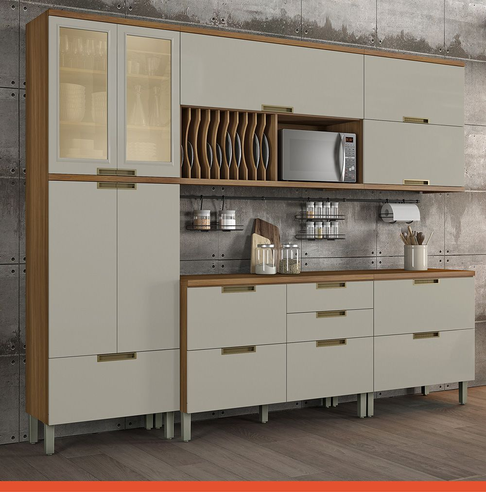 Cozinha Completa 5 Peças Duquesa MDF