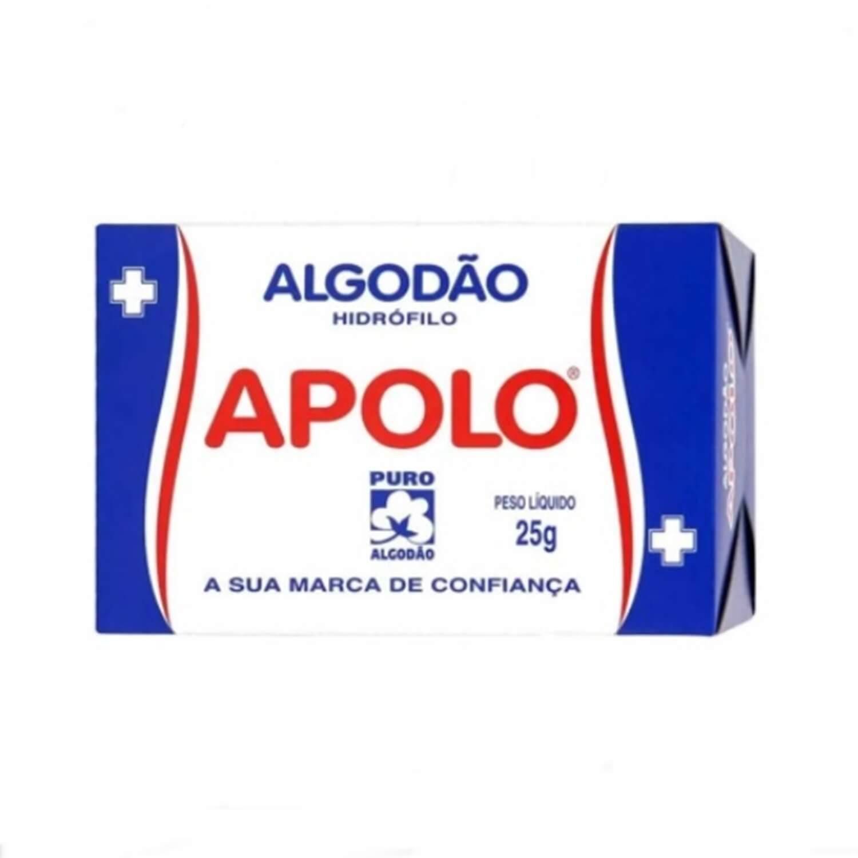 Algodão 25g - Apolo