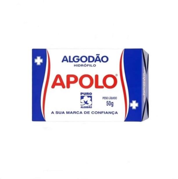Algodão Apolo - 50g