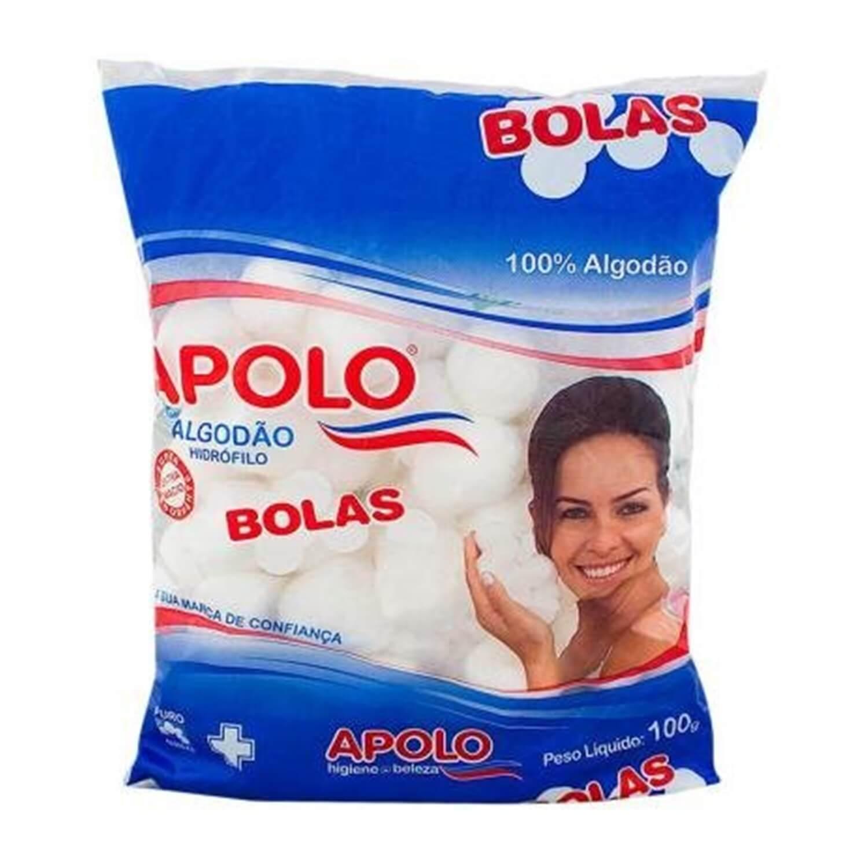 Algodão Apolo Bola - 100g
