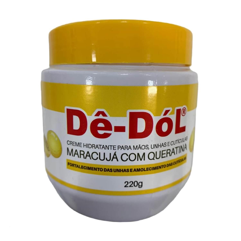 Creme Hidratante Para Mãos E Cutículas Maracujá 220g - Dê-Dól