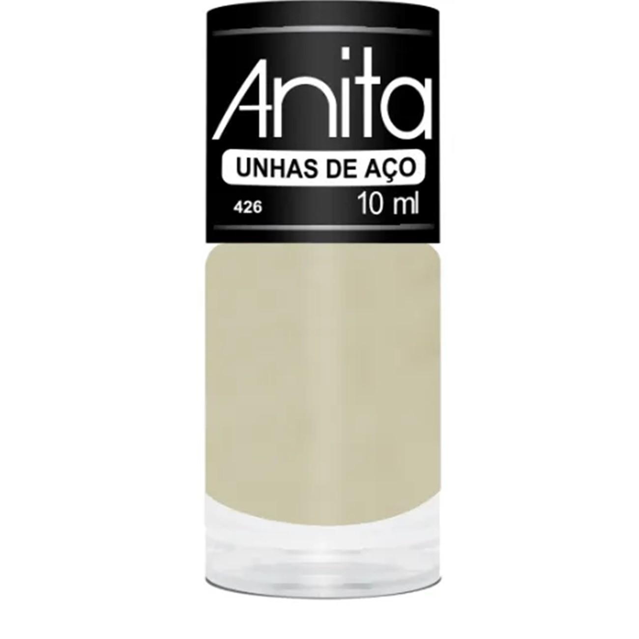 Esmalte Base Unhas de Ferro 550 10ml - Anita