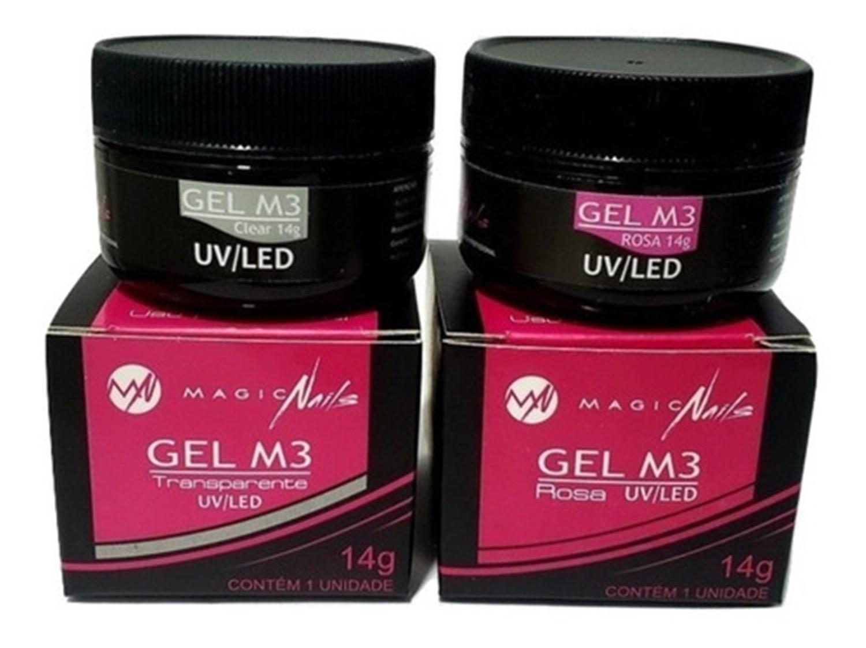 Gel M3 Uv/Led 14g - Magic Nails