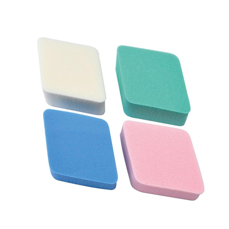 Kit de Esponjas Quadrada com 4 Unidades