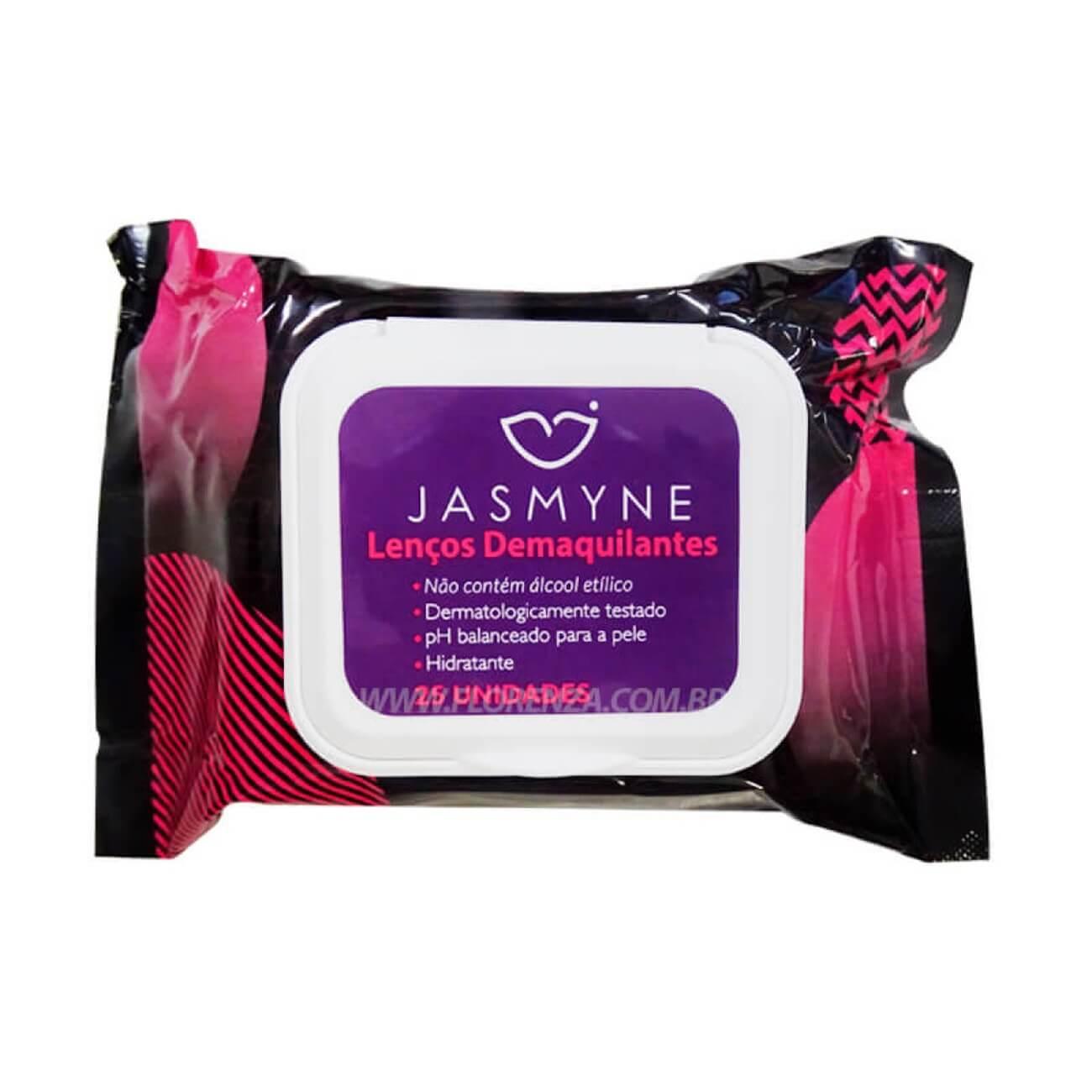 Lenço Demaquilante - Jasmyne