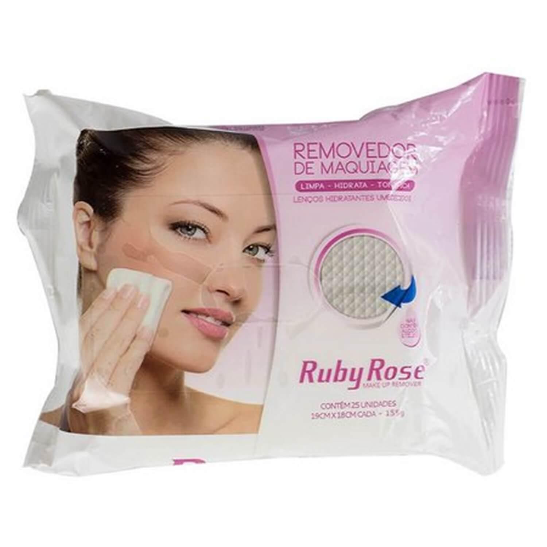 Lenço Demaquilante - Ruby Rose