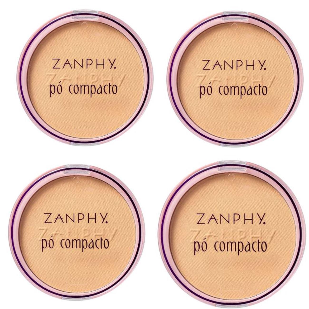 Pó Compacto - Zanphy