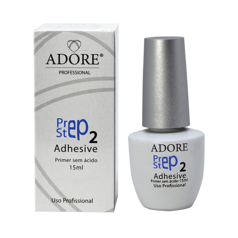 Prep 2 Adhesive Primer Sem Ácido 10 ml - Adore