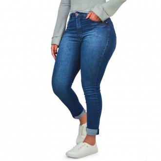 Calça Jeans Feminina Max Denim Perfect Fit