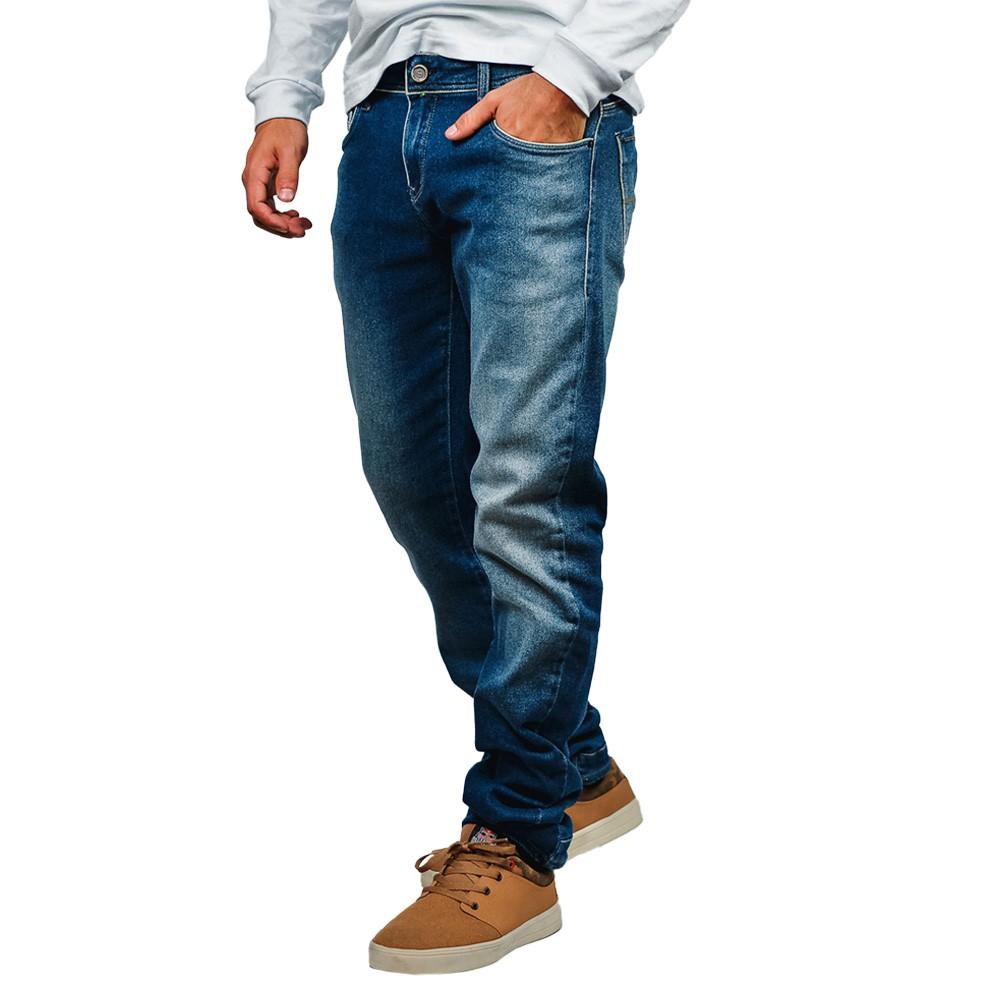 Calça Jeans Masculino Six One Luxury Design