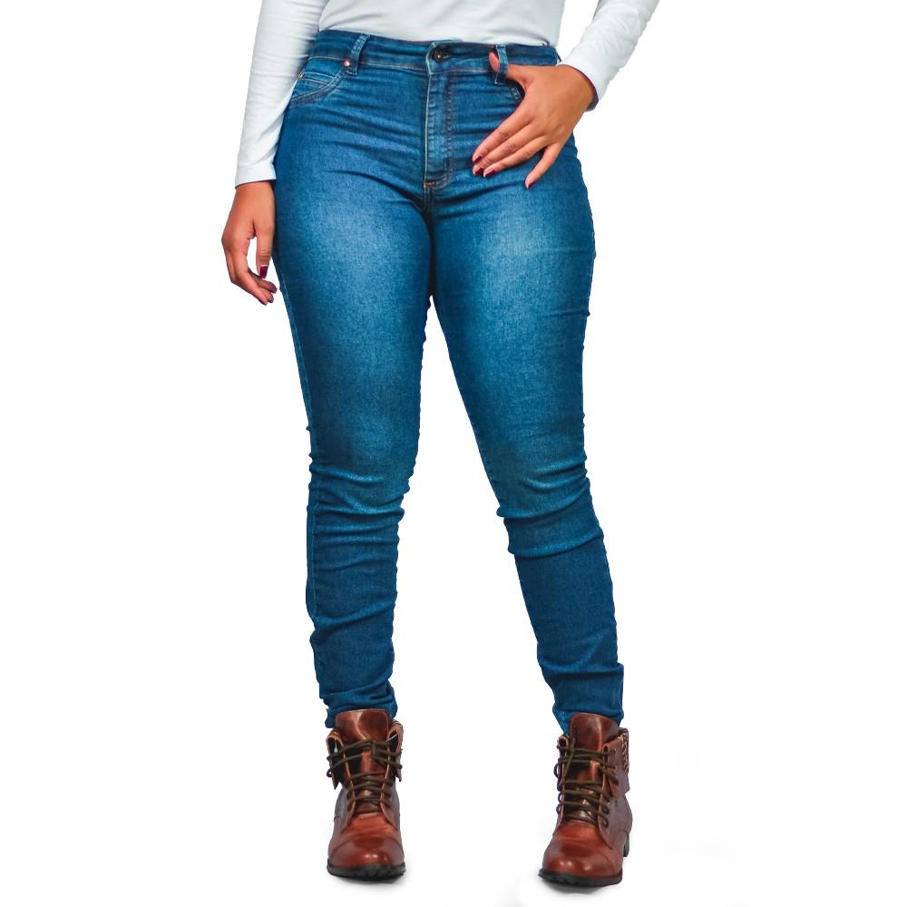 Calça Jeans Skinny Feminina Loofting Ana