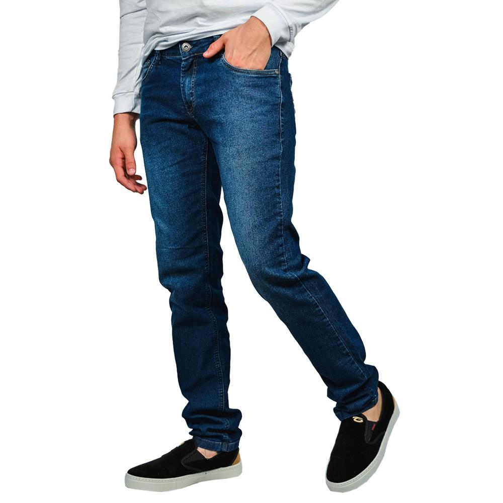 Calça Jeans Skinny Masculino Loofting Geraldo