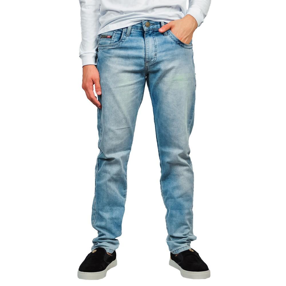 Calça Jeans Super Skinny Masculiino Club Denim Original