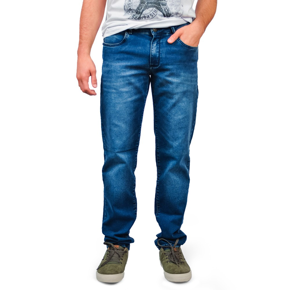 Calça Jeans Tradicional Masculino JMX Collection