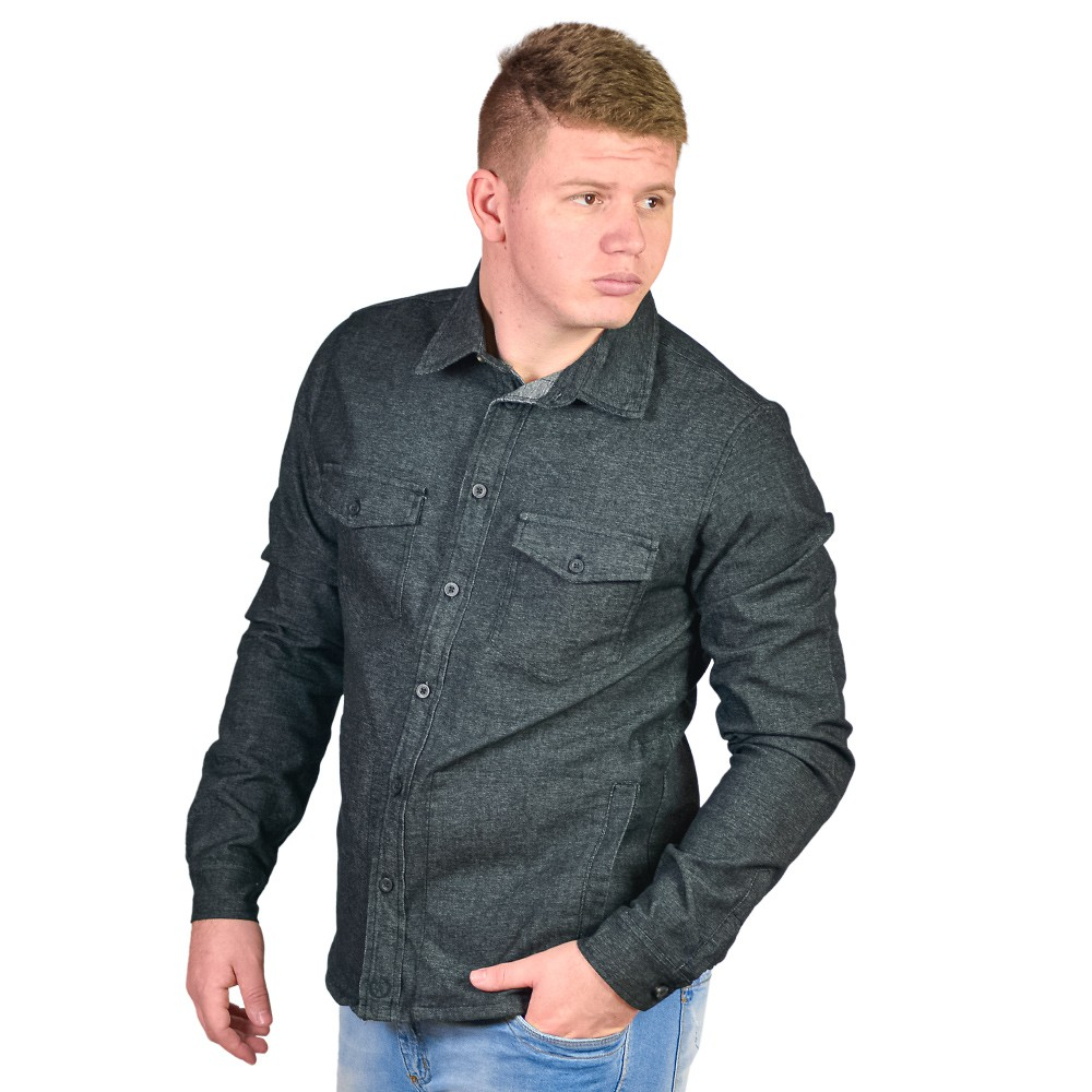 Camisa Jeans Guilherme Augusto