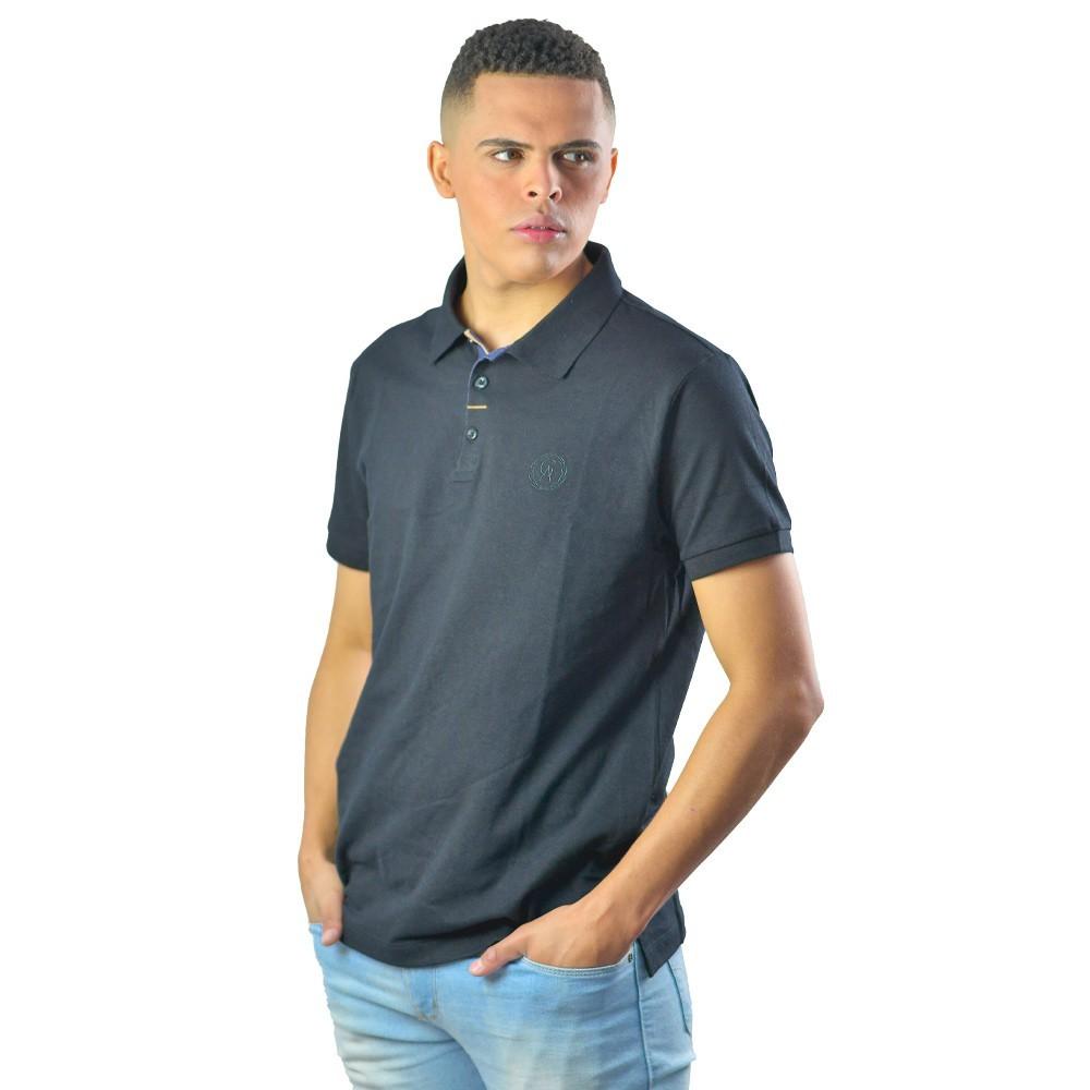 Camiseta Gola Polo Masculina Manga Curta
