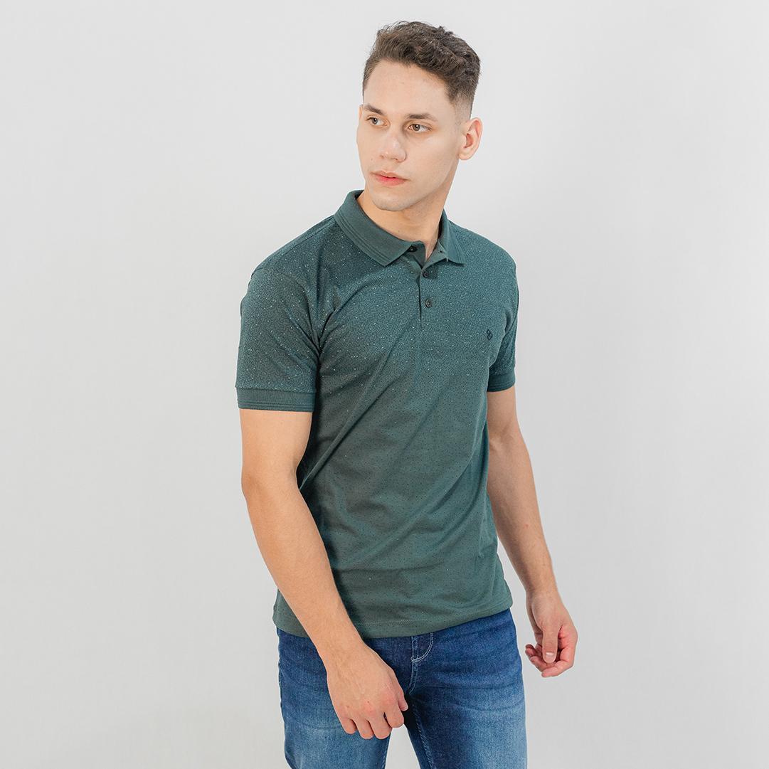 Camiseta Gola Polo MC Pitt Verde