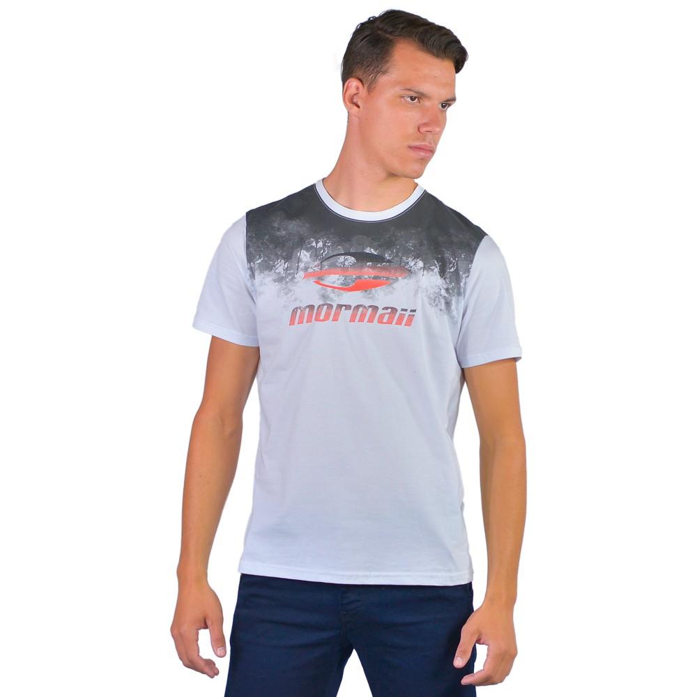 Camiseta Manga Curta Gola Careca Mormaii Basica
