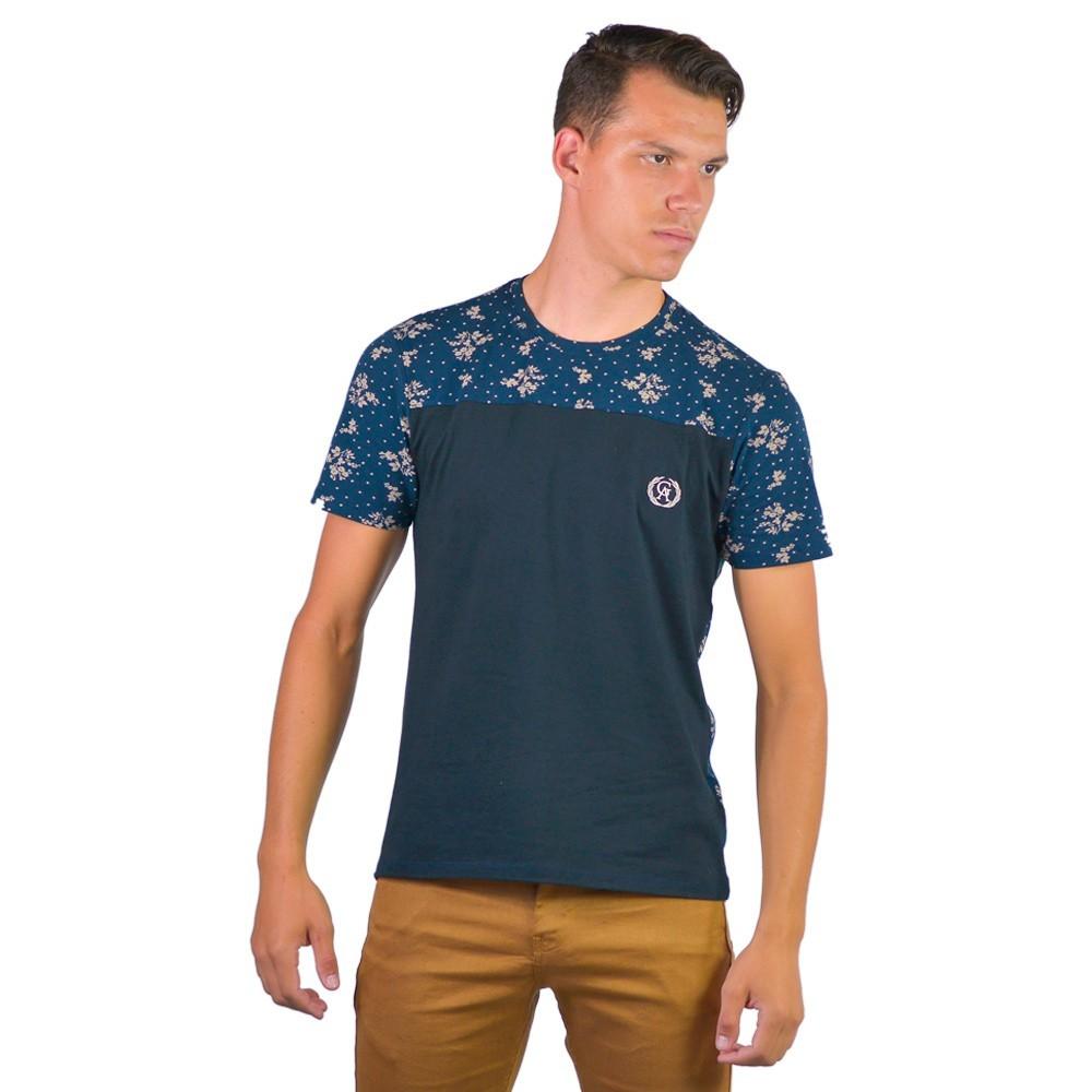Camiseta Masculina Basica Verão Estampada Conforto e Estilo