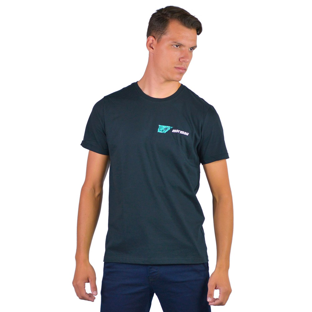 Camiseta Masculina Casual Lisa Basica Mormaii