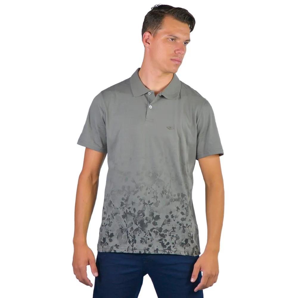 Camiseta Masculina Polo Mormaii Estilo Casual