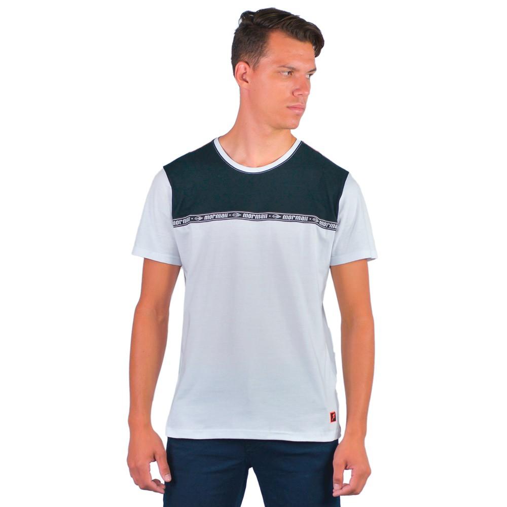 Camiseta Masculina Estilo Casual Basica Mormaii
