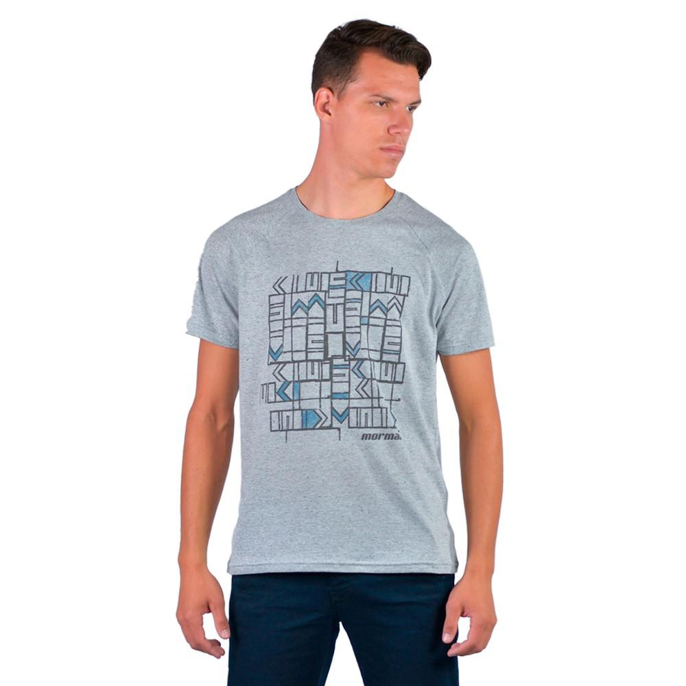 Camiseta Masculina Gola Redonda Mormaii Basica