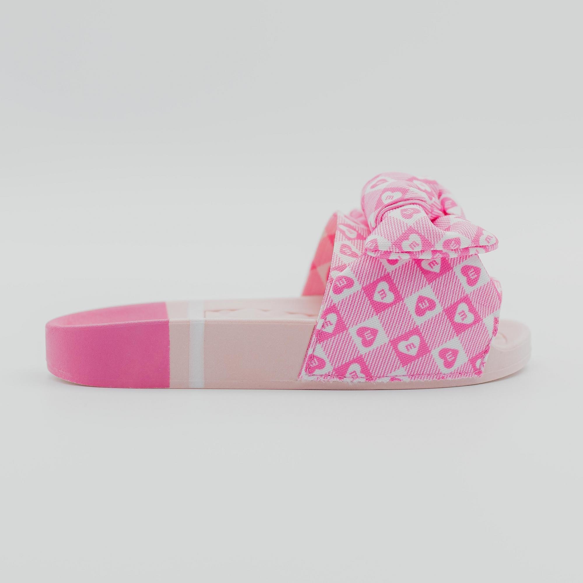 Chinelo Molekinha Pink