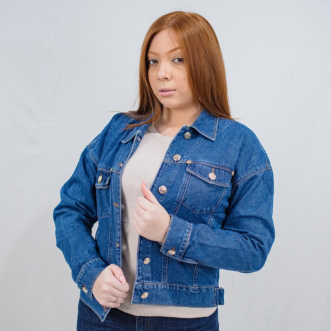 Jaqueta Jeans Six One