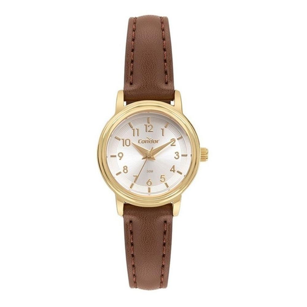 Relógio Condor Feminino Analógico Dourado COPC21AEBD/2K