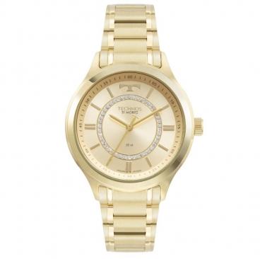Relógio Technos Feminino Elegance Dourado 2036mmt/1d