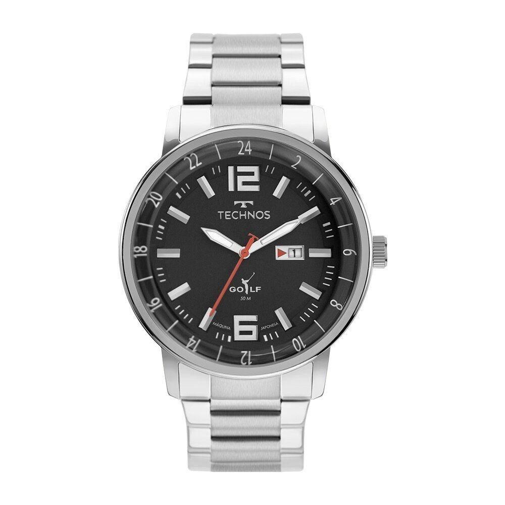 Relógio Technos Masculino Classic Golf 2115MWB/1P