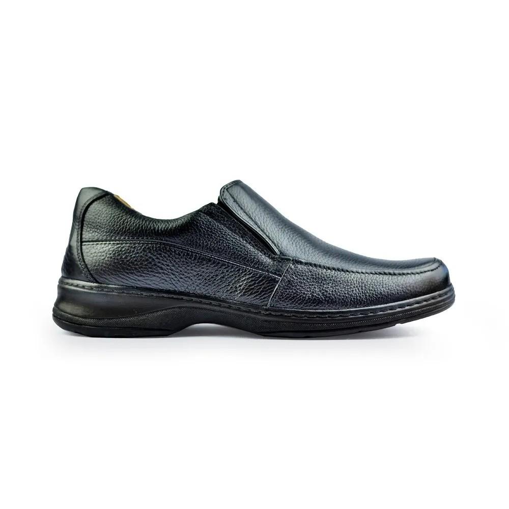 Sapato Casual Super Conforto Guilherme Augusto em Couro