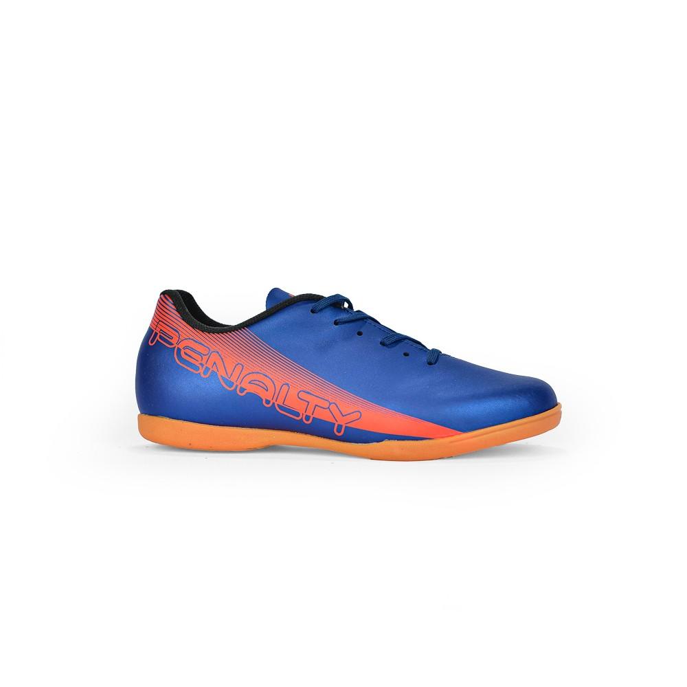 Tenis Futsal Masculino Penalty Marinho Estilo e Conforto