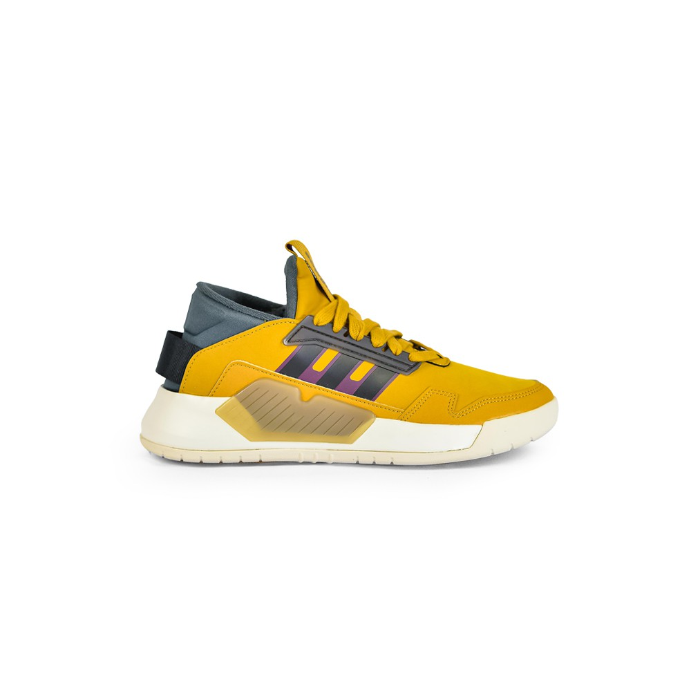 Tenis Masculino Casual Adidas BBALL90S  Mostarda EF0630