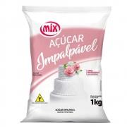 Açúcar Impalpável Mix 1kg
