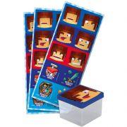 Adesivo Quadrado Authentic Games C 30 unid Festcolor