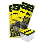 Adesivo Quadrado Batman Geek c/30 unid - Festcolor