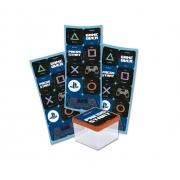Adesivo Quadrado Playstation c/30 unid Festcolor