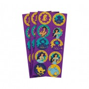 Adesivo Redondo Aladdin C 30 unid Regina