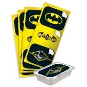 Adesivo Retangular Batman Geek c/12 unid - Festcolor
