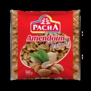 Amendoim Torrado Grãos 500g Pachá