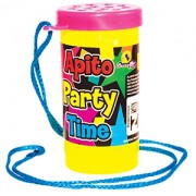 Apito Party Time Sortido C 01 unid Brasilflex